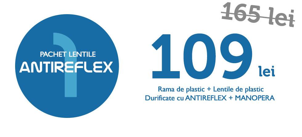 Pachet Lentile Antireflex